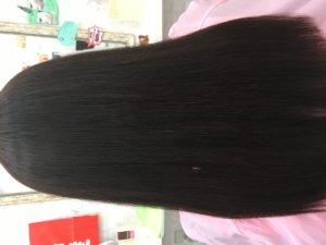 髪質改善ヘアエステサロン LAFONTE due つくば東新井店インスタグラムを見たお客様髪質改善